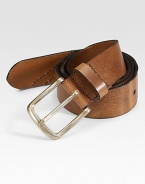 A smooth, simple style constructed in the finest calfskin leather.LeatherAbout 1½ wideImported