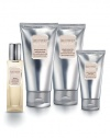 Laura Mercier's La Petite Patisserie Quartet in Almond Coconut Milk evokes memories of the islands with seductively succulent notes of milk, coconut, almond and vanilla combined with heliotrope and musk for a rich and alluring experience. This must-have regimen set features 3 oz. portable tubes of Crème Body Wash and Soufflé Body Crème, plus a deluxe-travel Hand Crème and Eau Gourmande fragrance-- it's the ultimate travel luxury. Made in USA.
