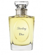 EXCLUSIVELY AT SAKS. Diorling is a chypre full of spirit, just the way Christian Dior liked perfumes to be. Today, Francois Demachy, Perfumer-Creator for Dior pays homage to this great classic, first launched in 1963, with a new fragrance that highlights the freshness of Bergamot and the delicacy of a floral Jasmine accord, combined with the sensuality of Patchouli & Leather notes. 3.4 oz.