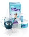 Prepare to go bare with this spa-strength pair, designed to free you from fuzz and keep stubble from causing trouble. The perennially popular wax lets you remove hair as painlessly as possible, and our convenient pads help you avoid irksome ingrowns. When used to get they deliver a real 'stubble' whammy! Includes 5.3 oz. wax and 50 ingrown eliminating pads.