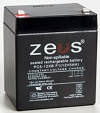 12V 5AH Rechargeable Sealed Lead Acid Battery [Electronics]