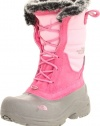The North Face Girls' Shellista Lace Begonia Pink/Silver Grey 2 Little Kid