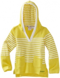 Roxy Kids Girls 2-6X Teenie Wahine Sprinkles On Top Hoodie, Daisy, 2T