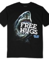Live every week like it's shark week in this cool graphic tee from Hybrid.
