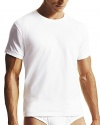 Calvin Klein Men's 3-Pack Crewneck T-shirtsContains 3 Crew Neck tees per pack.