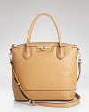DKNY Tote - Top Zip Textured Leather