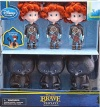 Disney / Pixar BRAVE Movie Exclusive Doll Set Triplets Bears