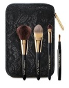 SAKS EXCLUSIVE. This Mini Brush Collection includes four brushes: The Foundation Brush, The Blush Brush, The Blending Brush and The Retractable Lip Brush. The brushes are housed in eminently collectible packaging, adorned in limited edition black lace to echo the fabric's importance in Dolce & Gabbana oeuvre. Made in Italy.