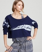 Thakoon Sweater - Maui Printed