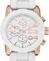 DIESEL CHRONOGRAPH SILICONE 50M LADIES WATCH - DZ5323
