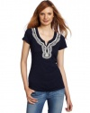 Lucky Brand Women's Maldives Tee