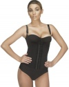 Vedette Firm Control Latex Shapewear Black 150