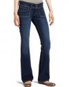 Levi's Juniors 524 Styled Skinny Low Rise Boot Jean, Winding Road, 7 Medium