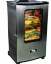 Masterbuilt 20070311 40-Inch Electric Smokehouse with Window and RF Controller
