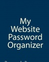 My Website Password Organizer: One place to organize every website Login And Password