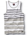 When the weather's blazing, this Quiksilver tank top can cool you off in an instant.