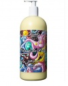 In collaboration with Iconic Pop Surrealist Kenny Scharf, Kiehl's will raise $200,000 for children's causes around the world. In the United States, 100% of net profits (up to $100,000) will support RxArt, a non-profit national organization committed to fostering artistic expression and awareness through the challenging, yet rewarding task of engaging young patients through contemporary art in pediatric hospitals.