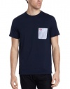 Fred Perry Men's Woven Pocket T-Shirt