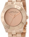 Marc by Marc Jacobs Blade Rose Gold Women's Watch - MBM3127