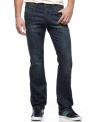 Vary your denim look with a pair of these vintage jeans from Armani Jeans.