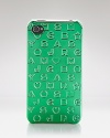 Let MARC BY MARC JACOBS give your gadget a hit of print with this iPhone case, splashed in the brand's achingly cute stardust stamp.