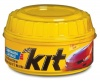 Kit 602663 Carnauba Paste Wax - 12 oz.