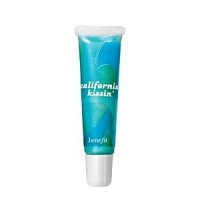 You haven't really been kissed 'til you've been California kissed! California kissin' is a new way to freshen your breath and brighten your smile in one delicious lip shine. The subtle blue sheen makes teeth appear whiter and the minty taste freshens breath. So pick a partner and let the kissin' begin!