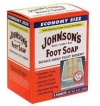 Johnson's Foot Soap Economy Size 8-Count