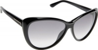 Tom Ford Malin FT0230 Sunglasses - 01B Black (Dark Gray Gradient Lens) - 61mm