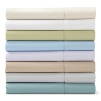 In a rainbow of cool, contemporary colors to suit any decor, this 500-thread count Sky queen sheet set is an ultra-soft essential.
