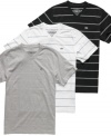 Keep your casual look crisp with one of these striped shirts from Ecko Unlimited.