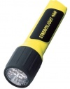 Streamlight 68201 4AA Propolymer LED Flashlight with White LEDs, Yellow
