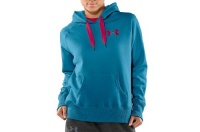 Women's UA Charged Cotton® Storm Fleece Hoody Tops by Under Armour