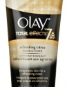 Olay Total Effects Refreshing Citrus Scrub 6.5 Fl Oz (Pack of 3)