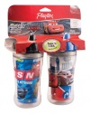 Playtex The World of Cars Insulator 9 oz - 2 Pack