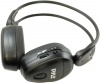 Pyle PLVWH1 In-Car Infrared Dual-Channel Wireless Stereo Headphones Compatible with In-Vehicle AV Applications