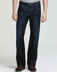 Citizens of Humanity Bootcut Jagger Jeans in Focus Wash