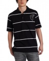 Famous Stars and Straps Men's Linear Mens Polo Tee