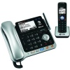 Dect 6.0 Two-Line Corded/Cordless Phone System w Bluetooth(R) Technology