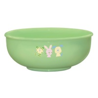 green sprouts Cornstarch Bowl, Green