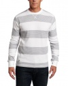 Company 81 Men's Stripe Thermal Shirt