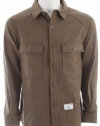 Holden Stussy Collab CPO Field L/S Shirt - Men's