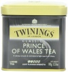 Twinings Prince of Wales Tea, Loose Tea, 3.53 -Ounce Tins (Pack of 6)