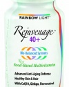 Rainbow Light Rejuvenage 40+ Multivitamin, Food Based, Tablets, 120 tablets