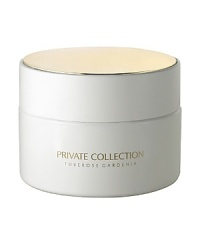 Simple. Luxurious. Elegant. Originally created by Aerin Lauder for herself and her closest friends, Private Collection Tuberose Gardenia combines the rich essences of two magnificent white flowers in a fresh, modern bouquet. The light-textured, all-over moisturizing Body Creme is luxuriously perfumed with this elegant fragrance.