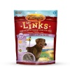 Zuke's Lil' Links Healthy Grain Free Little Sausage Links for Dogs, Rabbit and Apple Recipe, 6-Ounce