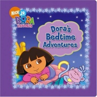 Dora's Bedtime Adventures (Dora the Explorer (Simon & Schuster Board Books))