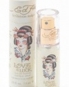 Ed Hardy Love & Luck Perfume Mini for women 7.5 ml Eau De Parfum Spray