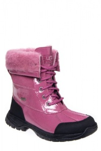UGG Australia Butte Girls Boots 2.0 Dark Dusty Rose
